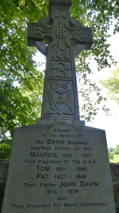 Churchtown Graveyard – Coolnamuck Rd , Carrick Beg Carrick on Suir.
