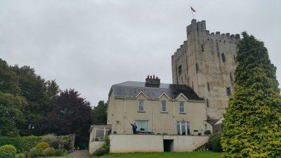 Tybroughney Castle