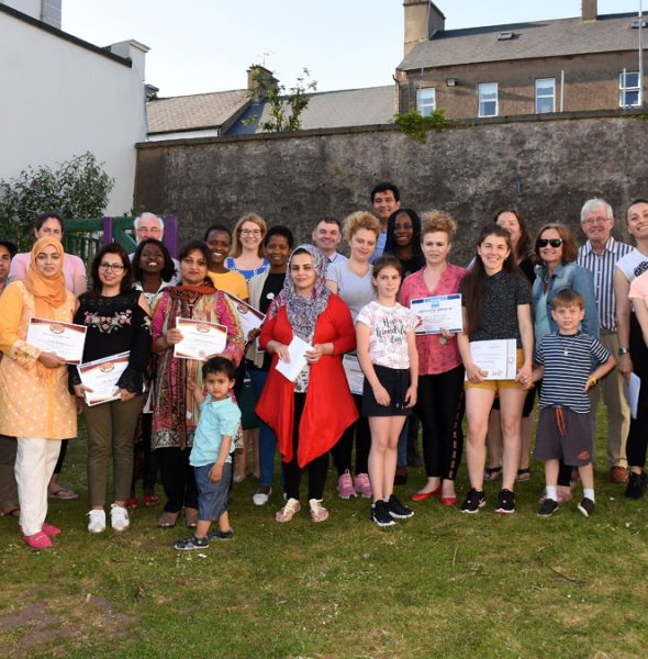 Bridgewater House Community Volunteer Appreciation Ceremony