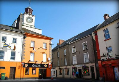 THE WEST GATE – TOWN CLOCK