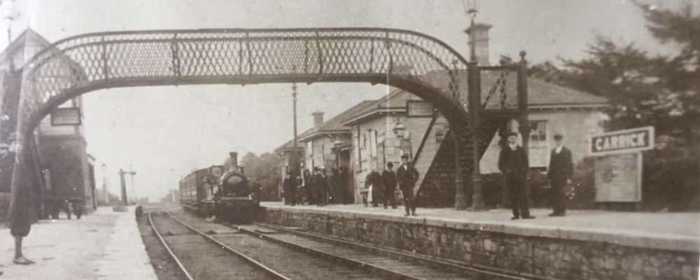 The history of Carrick-on-Suir train station