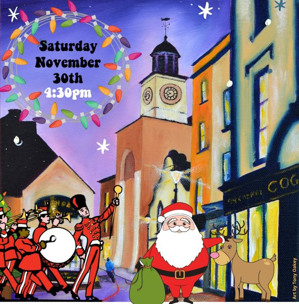 Carrick on Suir – Christmas Lights Switch on Event