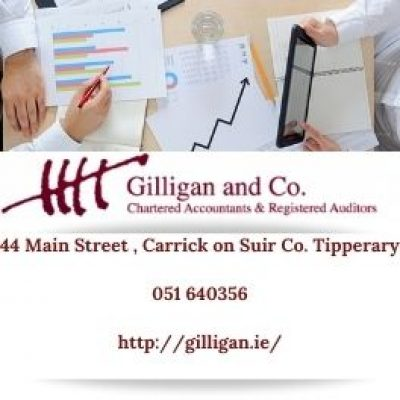 GILLIGAN & CO. CHARTERED ACCOUNTANTS & REGISTERED AUDITORS