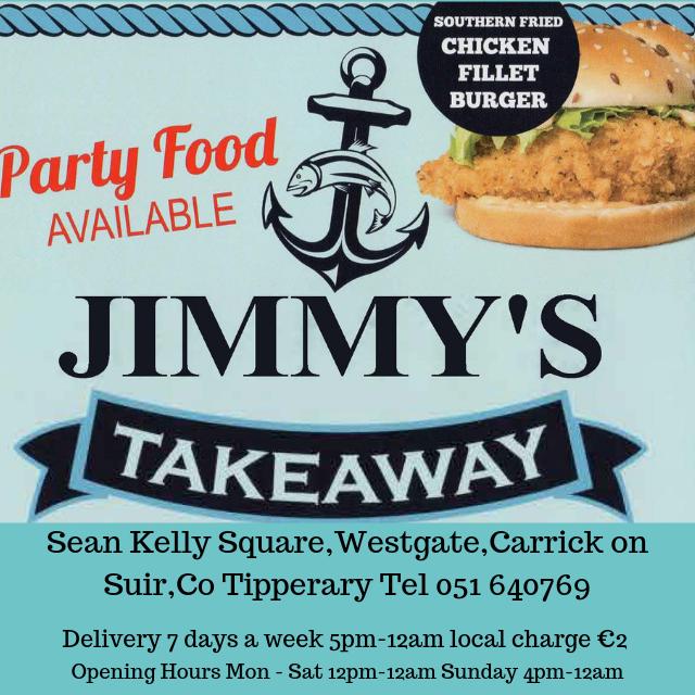 Jimmy's Takeaway