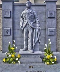 Maurice Davin Monument