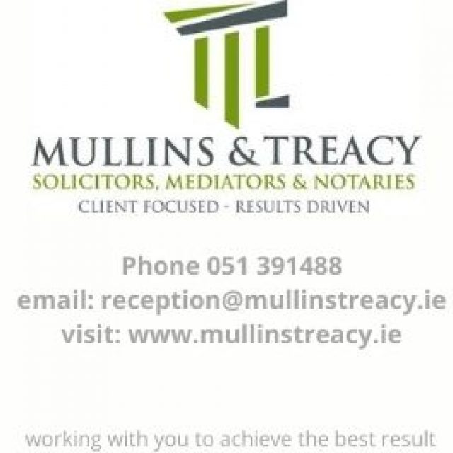 Mullins & Treacy Solicitors, Mediators and Notaries