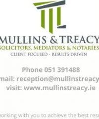 MULLINS & TREACY SOLICITORS, MEDIATORS & NOTARIES