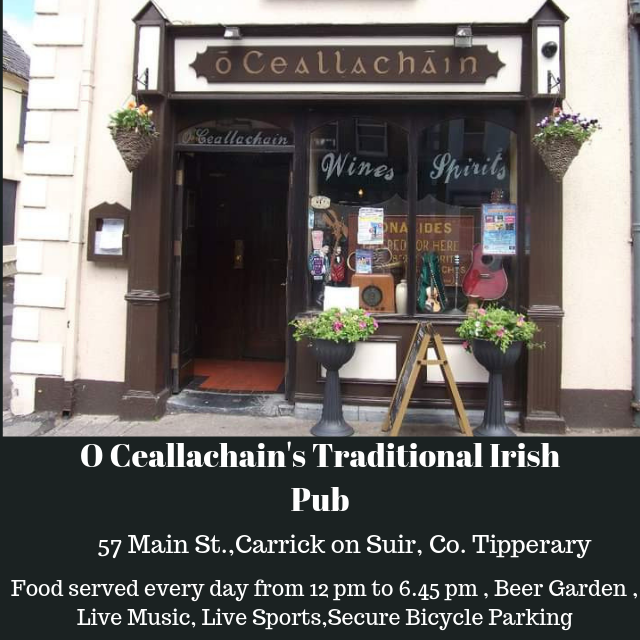O Ceallachain's Bar & Bistro