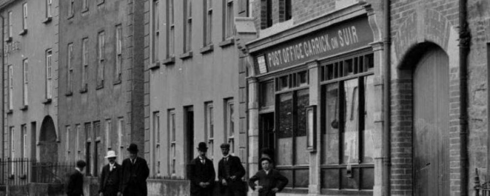 The history of the Post Office in Carrick-on-Suir