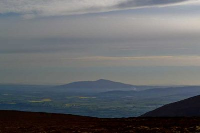 Slievenamon from The Comeraghs