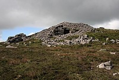 Slievenamon Summit Cairn