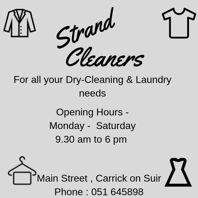 Strand Cleaners