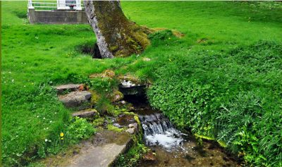 MOTHEL HOLY WELL