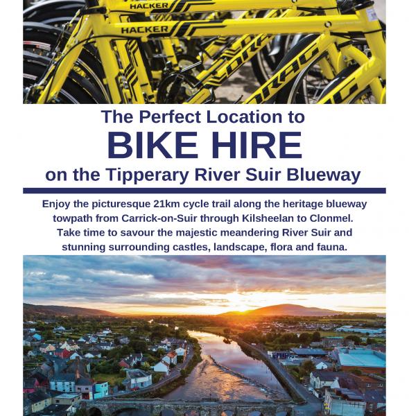 Treacys Blueway Bike Hire