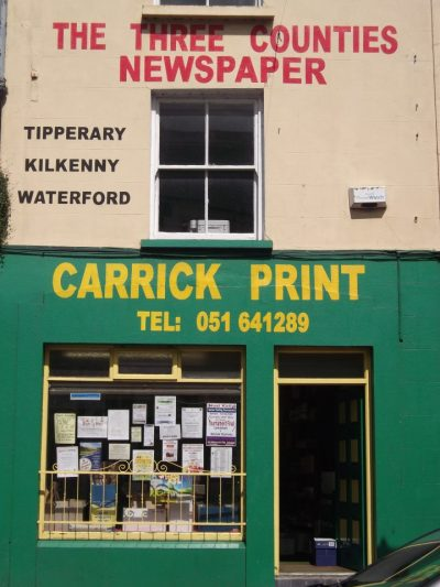 Carrick Print