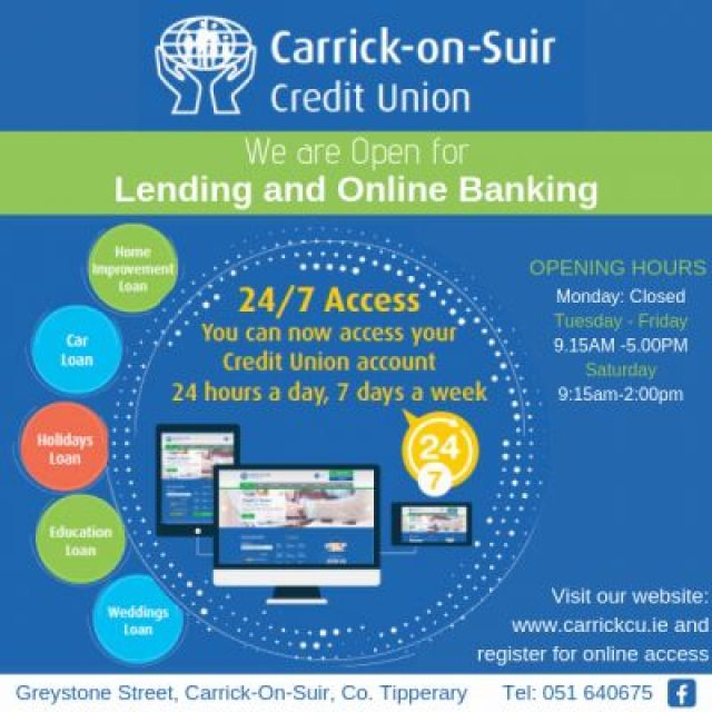 Carrick on Suir Credit Union