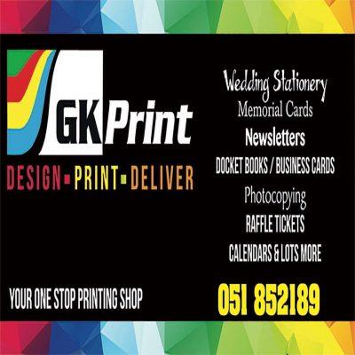 GK Print Ltd