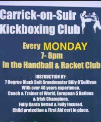 Kickboxing Carrick On Suir