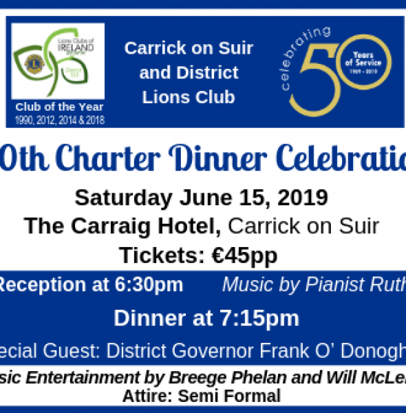 Carrick on Suir and District Lions Club