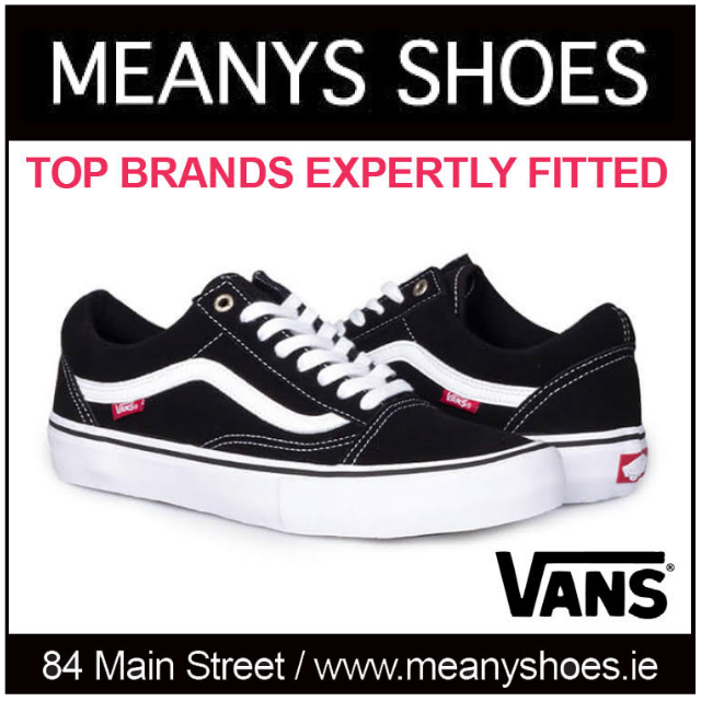Meany's Shoes