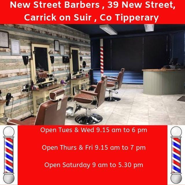 New Street Barbers