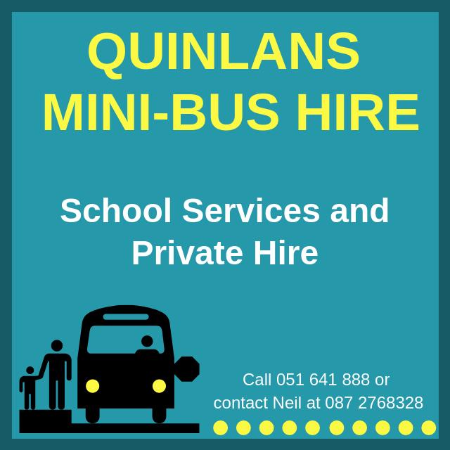 Quinlans Mini-Bus Hire