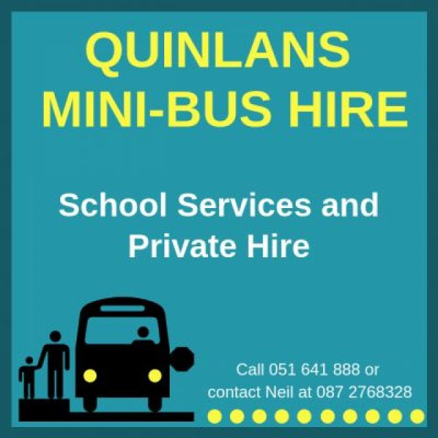 Quinlans Mini-Bus Hire
