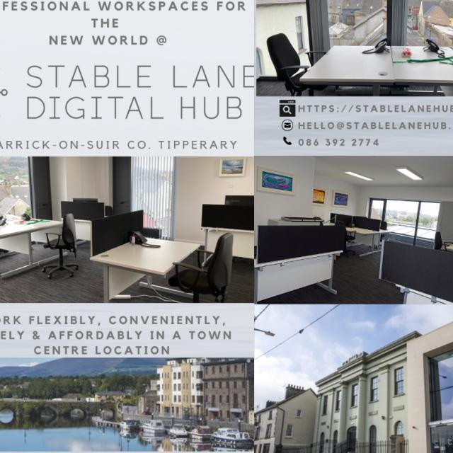 Stable Lane Digital Enterprise Hub