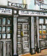 Sliabh na Mban Bar
